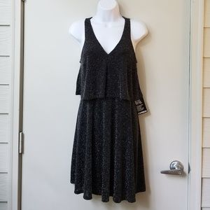 NWT Express Two-tiered Dress